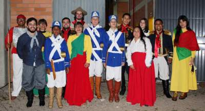 Buzinas substituem aplausos na primeira noite do Final de Semana Gaúcho