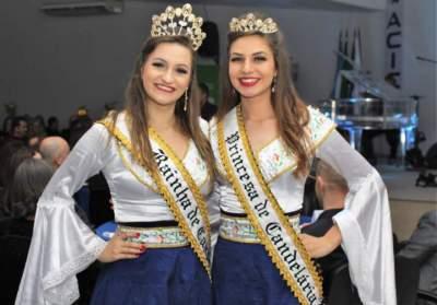 A Rainha Marina e a Princesa Priscila