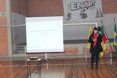 Dra Ana Berwanger falou sobre reforma previdenciária