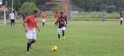 Estrela 2 x 2 Moraes (Equipes A)