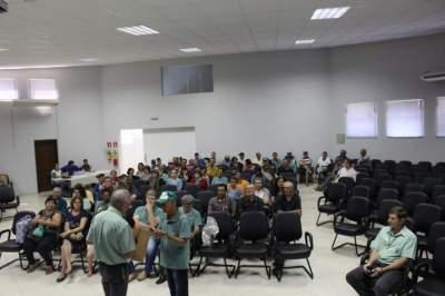 64 associados aptos a votar participaram da eleição da entidade