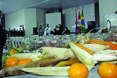 Troca-Troca de Sementes Crioulas já virou tradição em Candelária