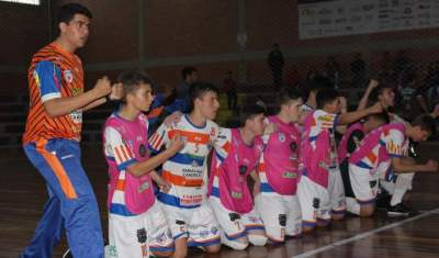 Liga Gaúcha Sub 15: Korpus/Atlético conquista vaga para as quartas nos pênaltis