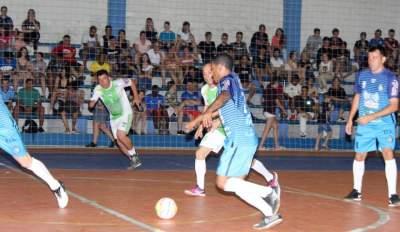 Walter Filter reabre com a rodada inaugural do Aberto de Futsal