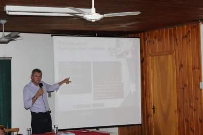 Heitor Schuch participa de seminário sobre a reforma  da previdência em Candelária