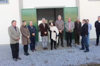 Deputado Federal Luis Carlos Heinze prestigiou ato de inauguração