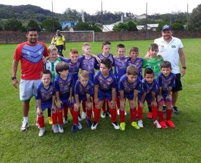 Quatro meninos da Korpus são campeões em Salvador do Sul