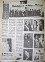 Na Folha, destaque para as vencedoras de 1998