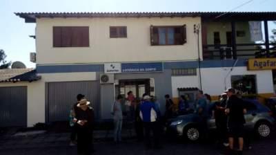 Lotérica de Cerro Branco é assaltada