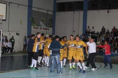Municipal de futsal: Marvados é o campeão, após nova vitória sobre o Inova