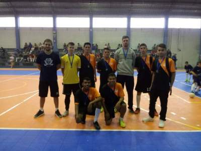 Guia Lopes: 3º lugar juvenil masculino