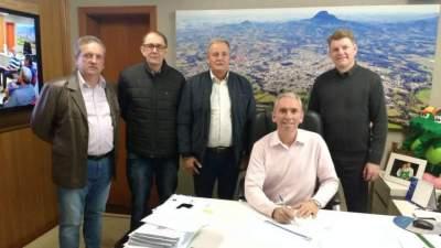 Ênio Rohde na Fazenda e Jorge Mallmann na Cultura: os novos secretários