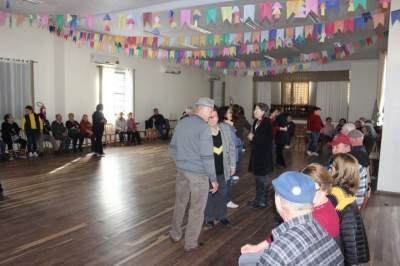 Grupo Alegria de Viver realiza encontro anual