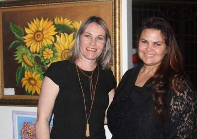 Fabiana Faber e Gabriela Butzge