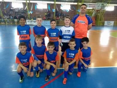 Sub 09 - vice-campeão