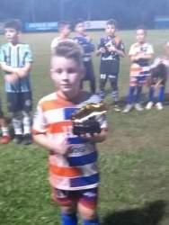 Nicolas, goleador com seis gols