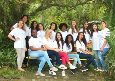 13 meninas irão debutar dentro do projeto Sonho de Menina (Fotos: Cristiano Silva e Odete Jochims)
