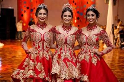 A princesa de Candelária Priscila vai em busca da coroa de Miss Latina