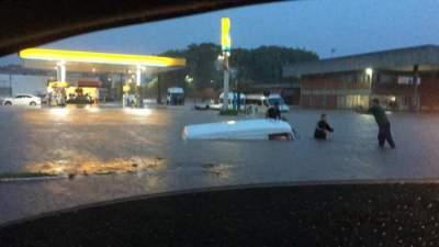 Santa Cruz do Sul e Vera Cruz avaliam estragos causados pela chuva