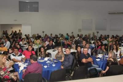 Auditório da Acic ficou completamente lotado para o evento