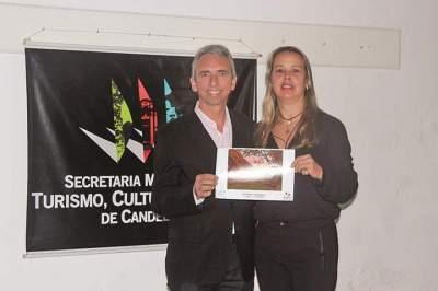 1º Lugar Luciana Becker como o prefeito Paulo