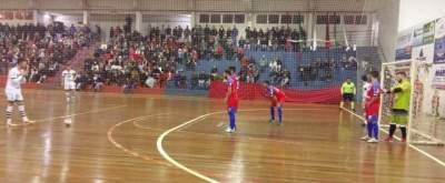 Atlético é goleado em Casca: 5 a 0