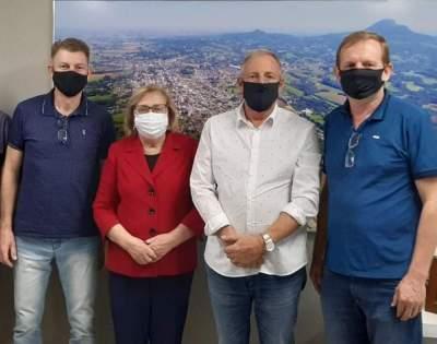 Deputada Zilá indica emenda de R$ 150 mil em favor do Hospital Candelária