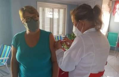 Cerro Branco realiza campanha de vacinação em domicílio