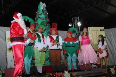 No Natal das Candeias 2017, a encenação do Presépio Vivo
