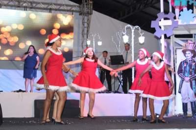 Espetáculo Natal das Candeias