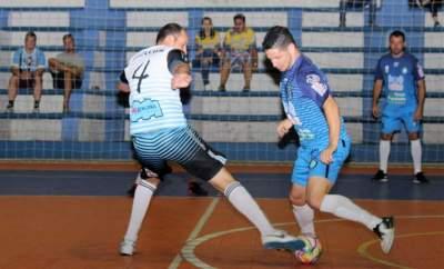 A 2ª Copa Candelária de Futsal teve rodada no feriado de sexta