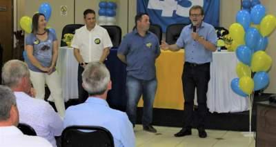 PSDB realiza convenção e apresenta suas novas lideranças