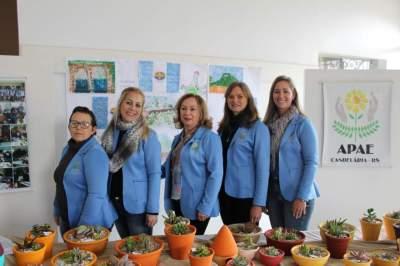 APAE realiza sua exposição anual na Casa de Cultura