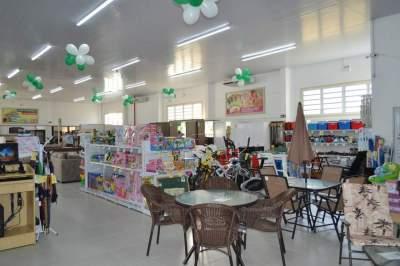 Nova filial está localizada na avenida Getúlio Vargas, no bairro Rincão Comprido