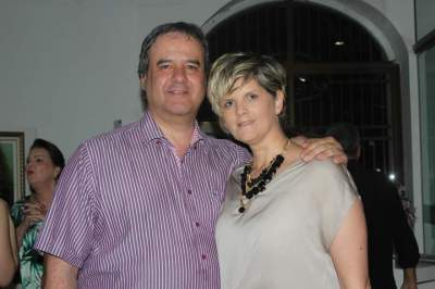 Celso e Luciane Fagundes