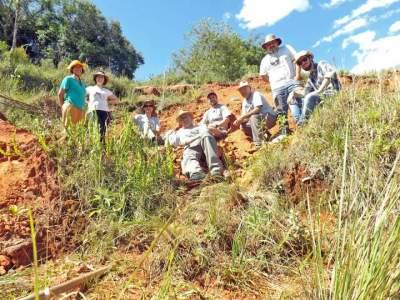 Paleontologia: Novo fóssil é encontrado em Linha Bernardino