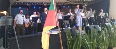Orquestra de Candelária emociona o público durante Encontro Farroupilha