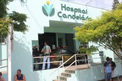 Homem é morto a tiros no Hospital Candelária