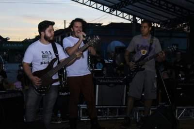 2º Rock Solidário agita o sábado na rua coberta