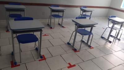 Novo decreto deve liberar as aulas presenciais para todos os níveis no estado