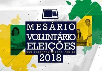 Cartório Eleitoral convoca mesários para as eleições