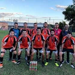 Candelarienses são vice-campeões na Copa Unisc