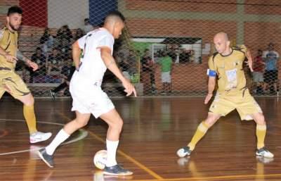Os gols e resultados da primeira rodada da Copa Candelária de Futsal