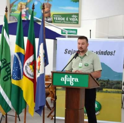 Carlos Wink - Gerente da Afubra Candelária
