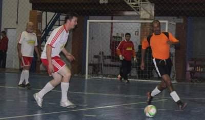 Os resultados da última rodada da fase classificatória do Municipal de Futsal