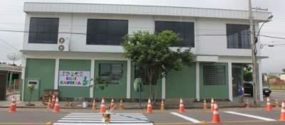 Município finaliza obras em nova escola de educação infantil