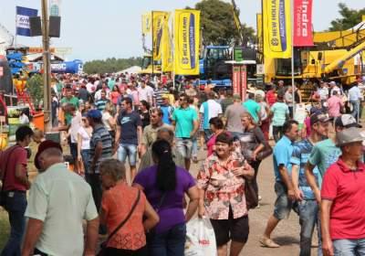 Expectativa é de 92 mil pessoas visitarem a feira em 2018