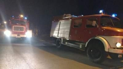 Bombeiros Voluntários de Candelária evitaram que o fogo se espalhasse (Fotos: Arzélio Strassburger • Bombeiros Voluntários)