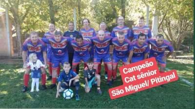 Futebol Sete: Ewaldo Prass é bicampeão na Curva do Rio
