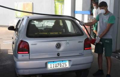 Postos de combustíveis estão incluídos entre os serviços considerados essenciais